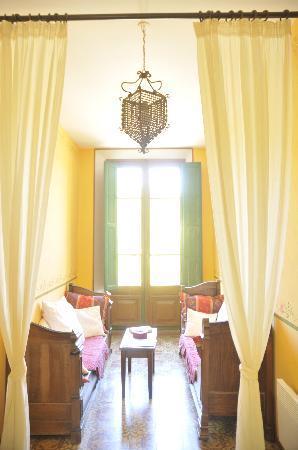 Domaine Grand Guilhem : Le salon oriental