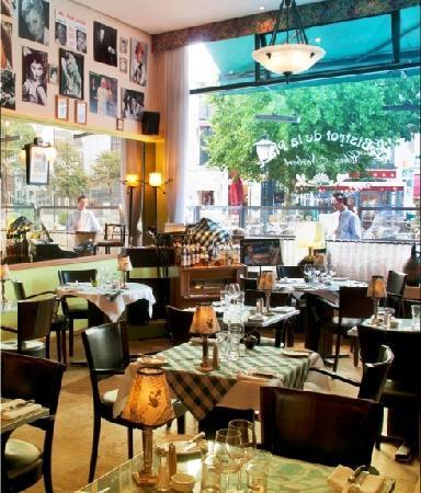 famous city restaurant den haag
