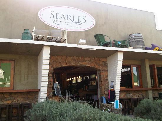 Searle's Trading Post: Another entrance view