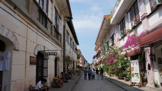 Vigan, Philippines: Calle 12