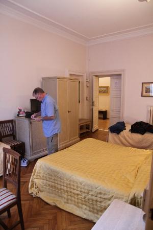 Adler Hotel: Room View 1