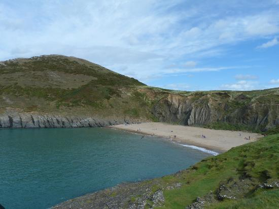 Cardigan, UK: Mwnt beach
