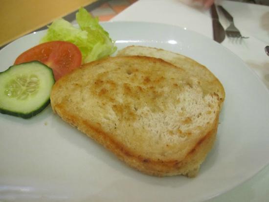 Wienerwald Restaurants Gmbh: Garlic Bread