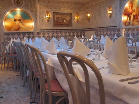 Leonard de Vinci II: Salle de restauration et petits déjeuners