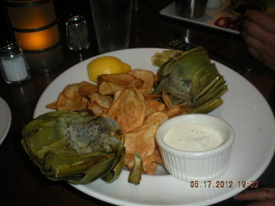 Artichoke Appetizer Picture Of Yard House Roseville