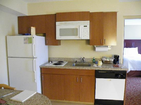 Hampton Inn & Suites Williamsburg-Richmond Rd.: I have had apts with less