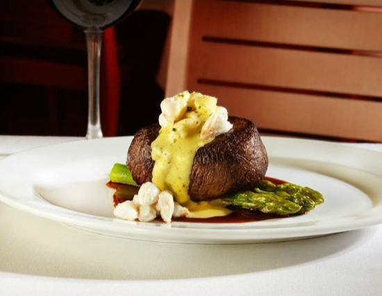 Ocean Prime: Filet Mignon, Oscar Style