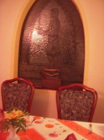 Graf Balduin: Dining room