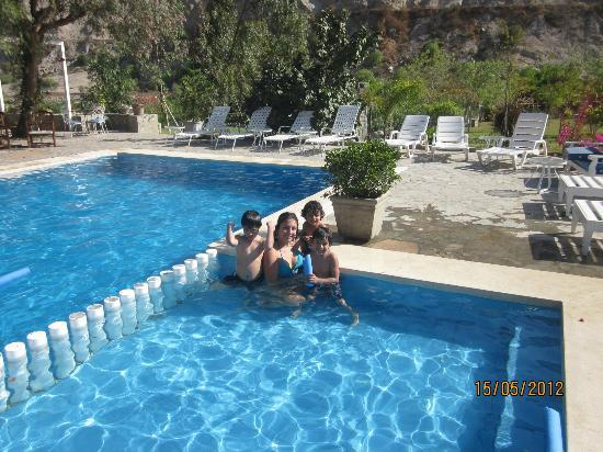 Foto de hotel los palomos lunahuan piscina tripadvisor for Hoteles segovia con piscina