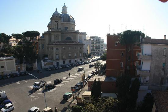 Farnesina Hotel: Panorama