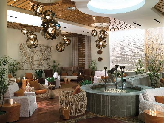 Canyon Ranch SpaClub - Las Vegas: Relax in the Co-ed Conservatory - one of a kind in Las Vegas.