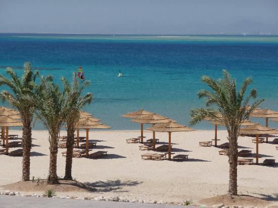 Kempinski Hotel Soma Bay : Private Beach
