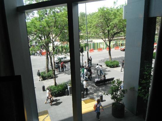Hilton Mexico City Reforma: vista del restaurant los dones