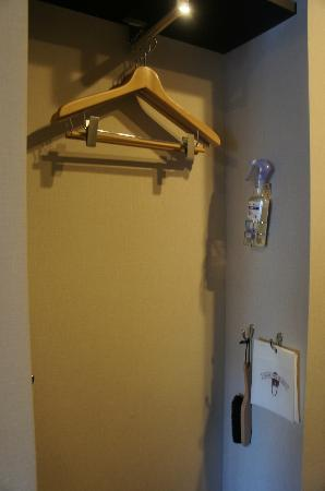 Mitsui Garden Hotel Ueno: hangers