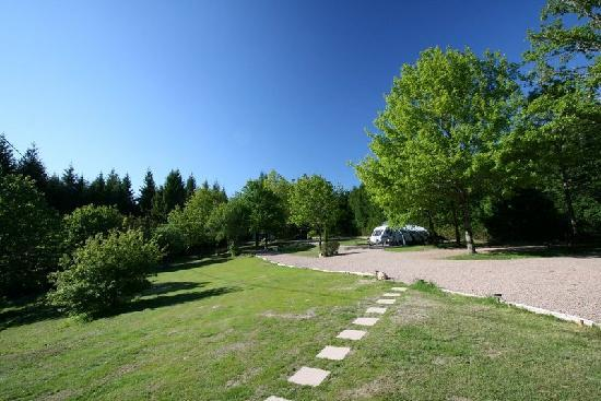 Manzac Ferme: Manzac Campground
