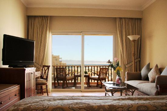 Kempinski Hotel Soma Bay: Laguna club room