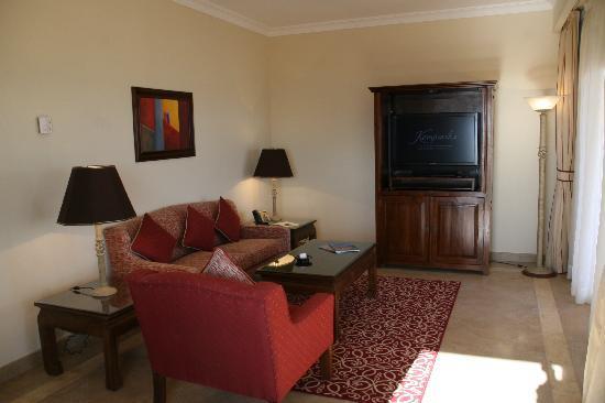 Kempinski Hotel Soma Bay: Deluxe Suite