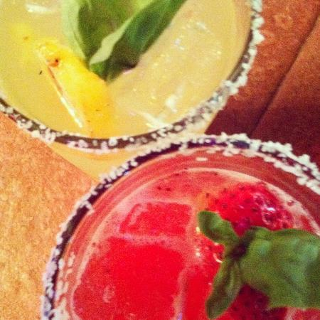 On The Border Mexican Grill & Cantina: Heart of Texas Margarita