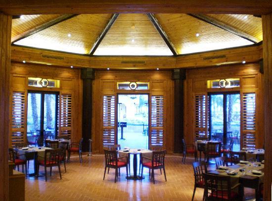 Kempinski Hotel Soma Bay: Bambo Shoot