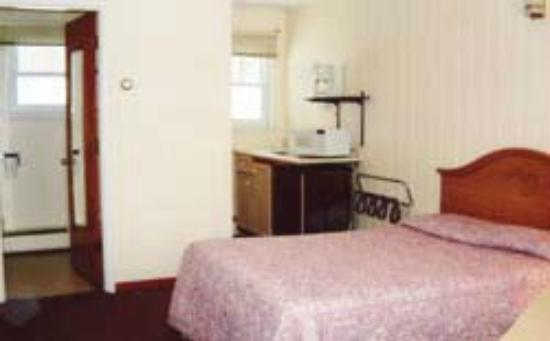Riverview Motel: Efficiency Room