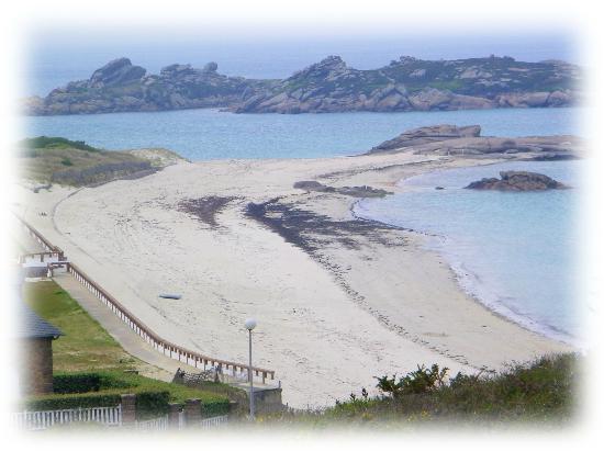 Belambra Clubs - Le Castel Sainte Anne : Une des plages proche du Castel,  pas besoin de prendre la voiture