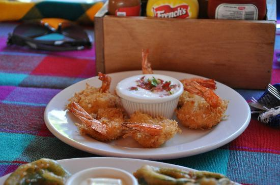 Buzzards Bar & Grill: Coconut Shrimp, yummy