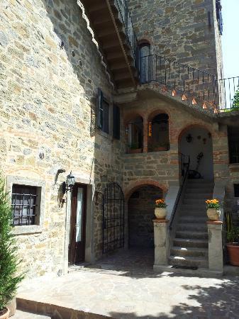 Villa Schiatti: hotel