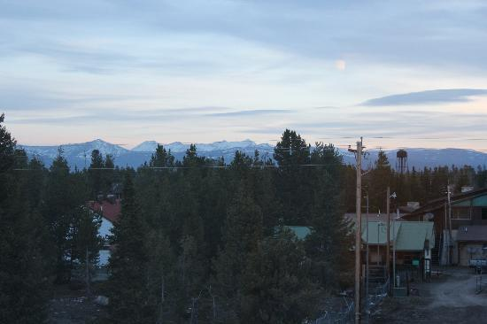 Holiday Inn - West Yellowstone: view from room