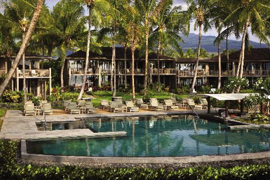 Four Seasons Resort Hualalai: Palm Grove Pool