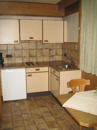 Pramstraller: wee kitchen