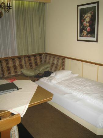 Pramstraller: bed 2/lving room