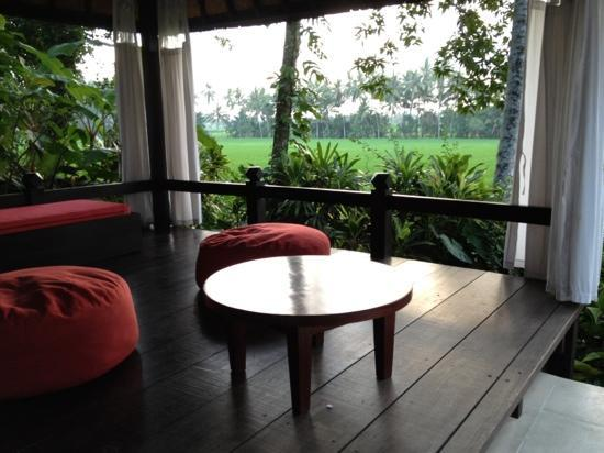 Villa Pantulan: great place to relax