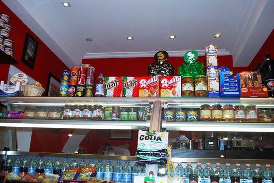 petit ,à pas louper! - Picture of SI Snack Italia, Nice - TripAdvisor