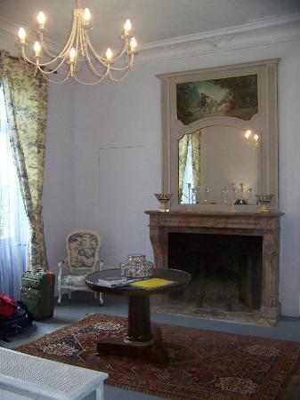 Domaine de la Rue: Vienne room