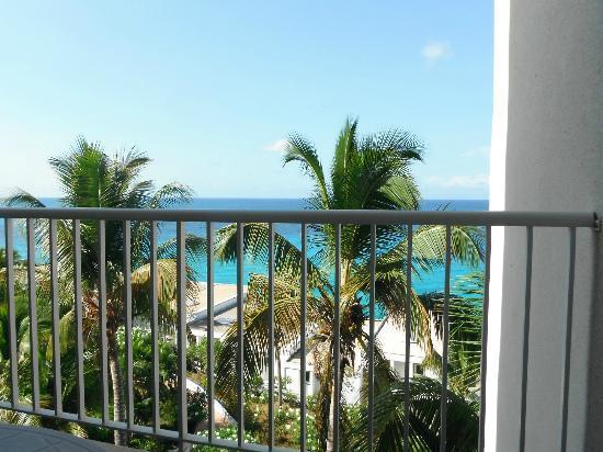 Sapphire Beach Club Resort: view from # 344