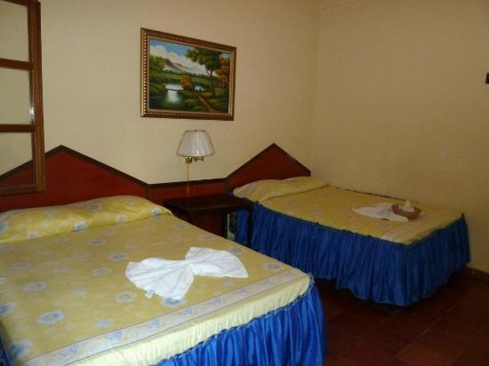room in hotel Calle Real