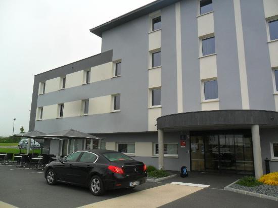 Brit Hotel du Parc : Hotel facade