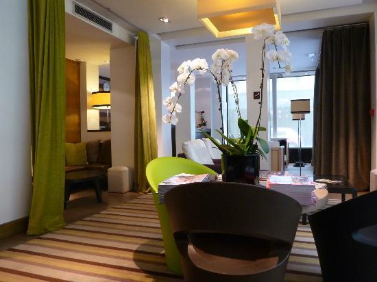Hotel Duret: Lobby