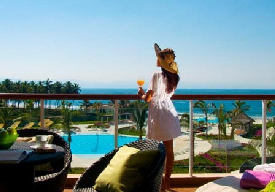 Delcanto Beach Resort: Breathtaking views