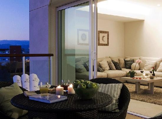 Delcanto Beach Resort: Private Balconies