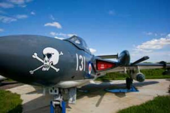 Tangmere Military Aviation Museum: jet