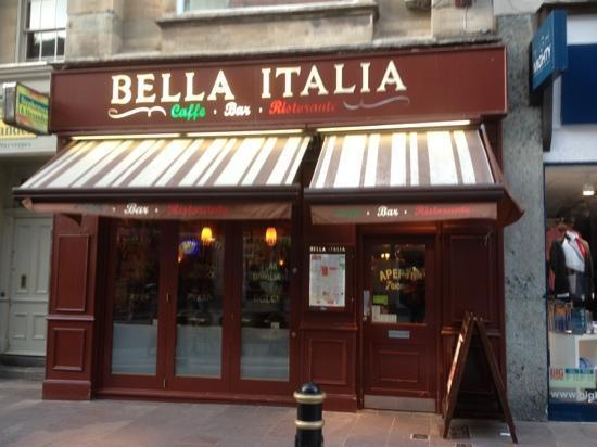 Italian Restaurants In London City Centre