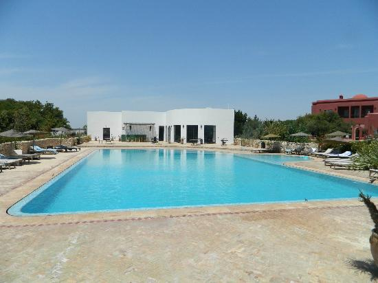 Domaine de l'Arganeraie : swimmingpool