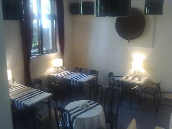 Zielona Kuchnia : downstairs