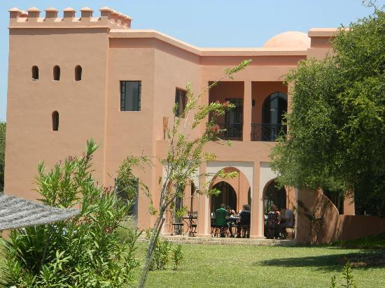 Domaine de l'Arganeraie : big villa