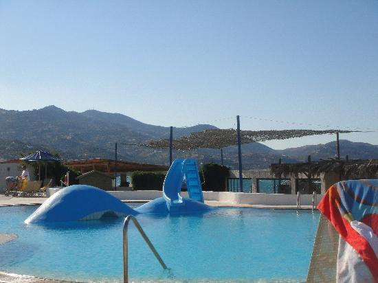 Apollonia Beach Resort & Spa: Piscine d'eau douce