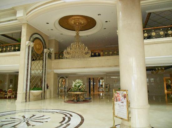 Celebrity International Grand Hotel Beijing: Hotel Loby
