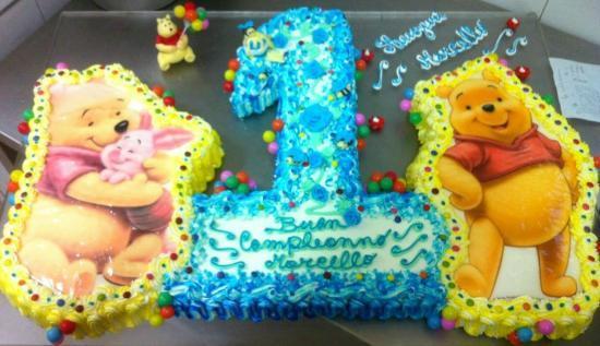 Torta 1 Compleanno Picture Of Bar Girlando Avola Tripadvisor
