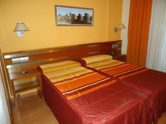 Hotel YIT Mirador de Santa Ana: hab.doble