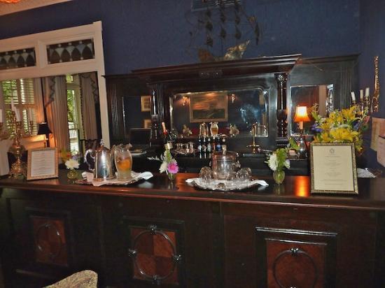 Ballastone Inn: Bar